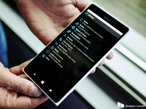 Windows 10 Technical Preview for phones is available now