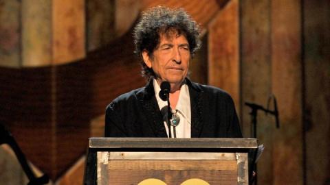Bob Dylan Raves About Springsteen, Downplays Haggard Feud
