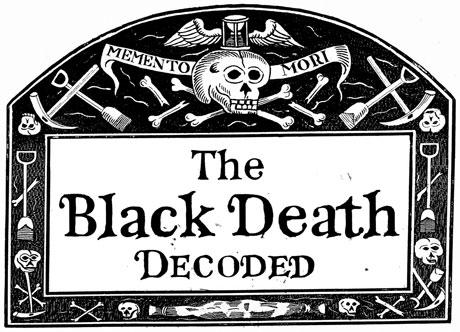 Plague genome: The Black Death decoded