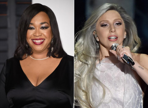 Shonda Rhimes Thinks Gaga's 'Sound of Music' Was 'Scandal-ous'