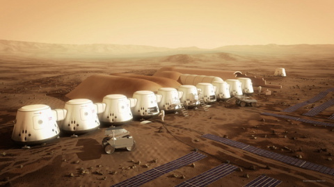Private Mars One Colony Project Cuts Applicant Pool to 100 Volunteers