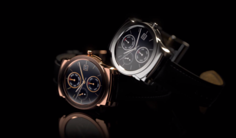 LG Watch Urbane in new product video