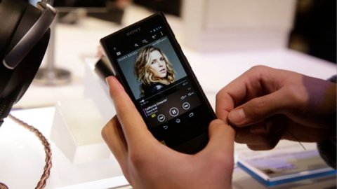 A new digital audio player by Sony for $ 1,100
