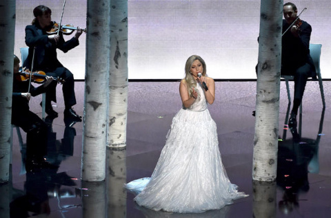 Lady Gaga Climbs Ev'ry High Note in 'Sound of Music' Tribute