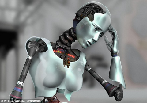 Are robots destined to be EVIL? Moral uncertainty means experts will never be able to program machines to know right from wrong