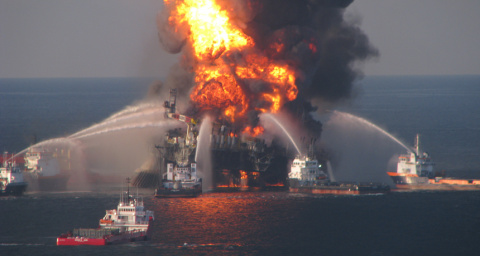 Oil from BP spill may be sitting on seafloor