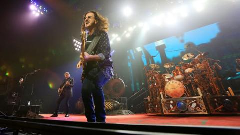 Rush Reveal Eye-Popping '2112' Hologram Vinyl Reissue