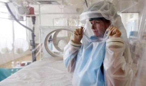 The search for an Ebola cure is gearing up — but there may be too few patients.
