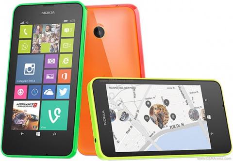 Microsoft has Lumia 635 with 1GB of RAM