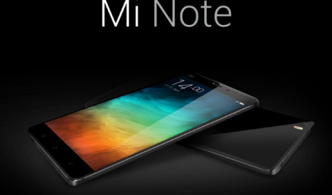 Xiaomi can ship up to 15 million Mi Notes this year