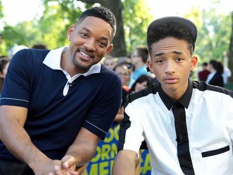 Will Smith Talks About Son Jaden's Wardrobe, Is a Goddamn Liar