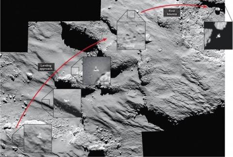 Doomed comet lander delivered harvest of science
