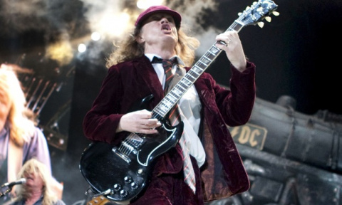 AC/DC, Jack White and Drake will meet at the Coachella 2015 festival in California