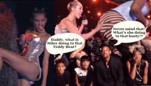 Miley Cyrus Illuminati VMA Performance Secrets Revealed
