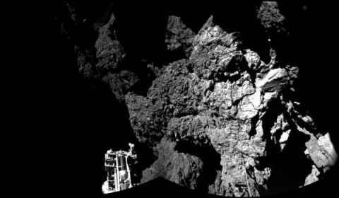 Updated: Main mission for Philae comet lander comes to an end