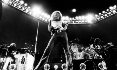Hear Led Zeppelin's Rough Version of 'Trampled Under Foot'