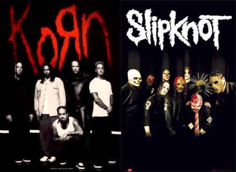 Korn and Slipknot Cover Beastie Boys' 'Sabotage'