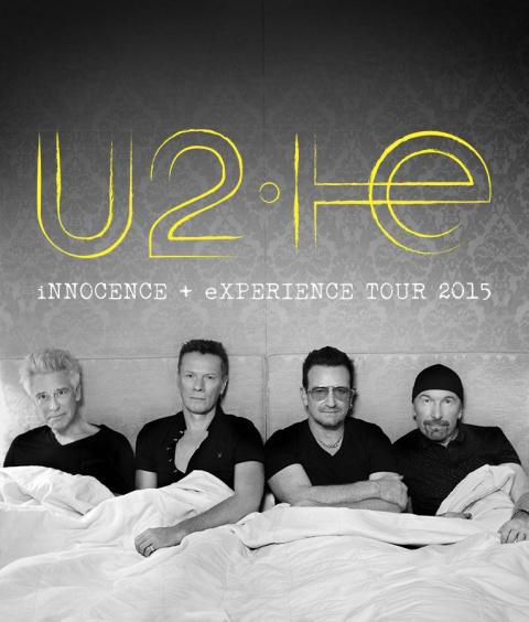 U2 Detail 'Innocence + Experience' World Tour