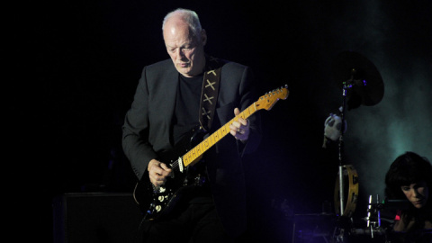 """David Gilmour Says There is """"No Room"""" For Any Further Pink Floyd"""