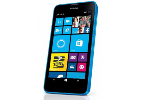 Nokia Lumia 635 for $ 168 with a contract