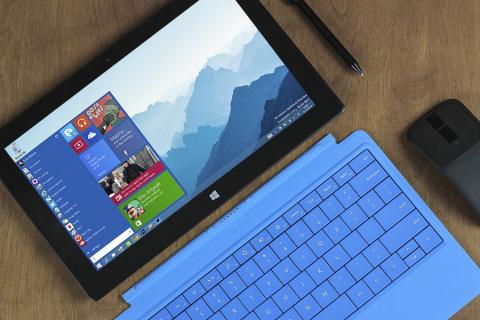 Microsoft to showcase a 'phone-laptop hybrid' at its Windows 10