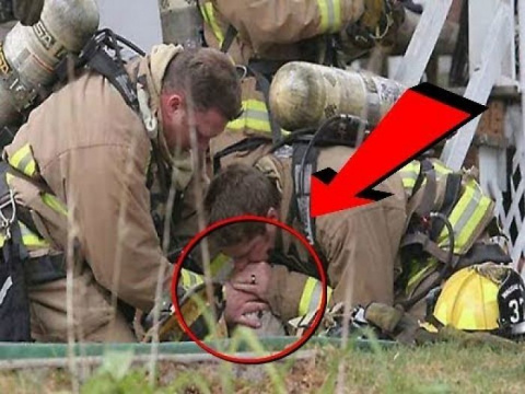 Firefighters Perform Mouth T…