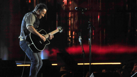 A Night of Valor: On the Scene as Springsteen, Eminem Honor Vets in D.C.
