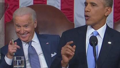 Joe Biden: Senate tie-breaker?