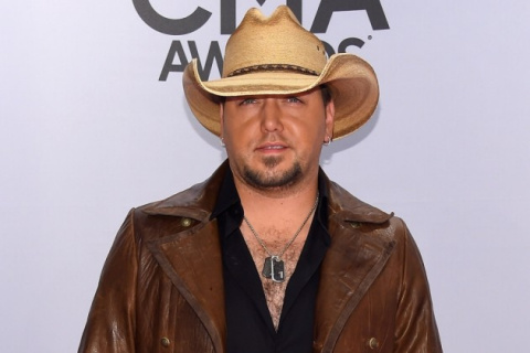Jason Aldean Explains Decision to Pull New Album From Spotify
