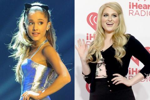 Ariana Grande + Meghan Trainor to Perform at the CMA Awards