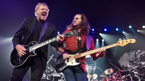 Rush have announced tour dates for their 40th anniversary tour