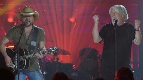 Bob Seger and Jason Aldean on 'Crossroads' Collaboration: 'There's a Lot of Attitude'
