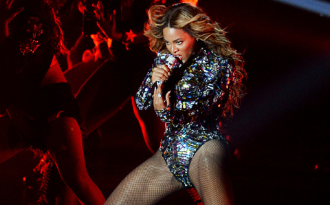 Beyonce Becomes Most-Nominated Female in Grammy History