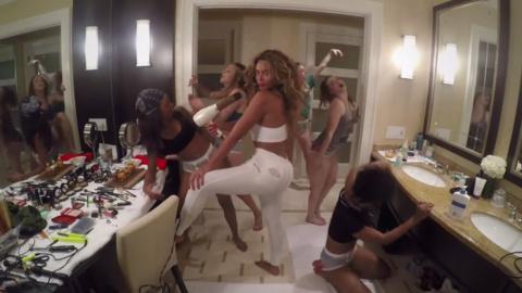 Watch Beyonce's Mesmerizing, Personal '7/11' Video